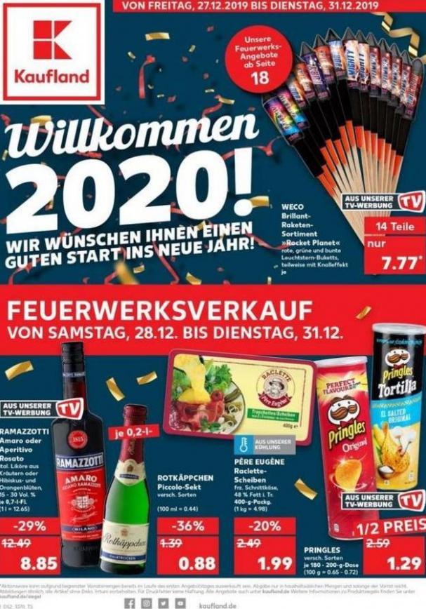 Angebote Kaufland . Kaufland (2019-12-31-2019-12-31)