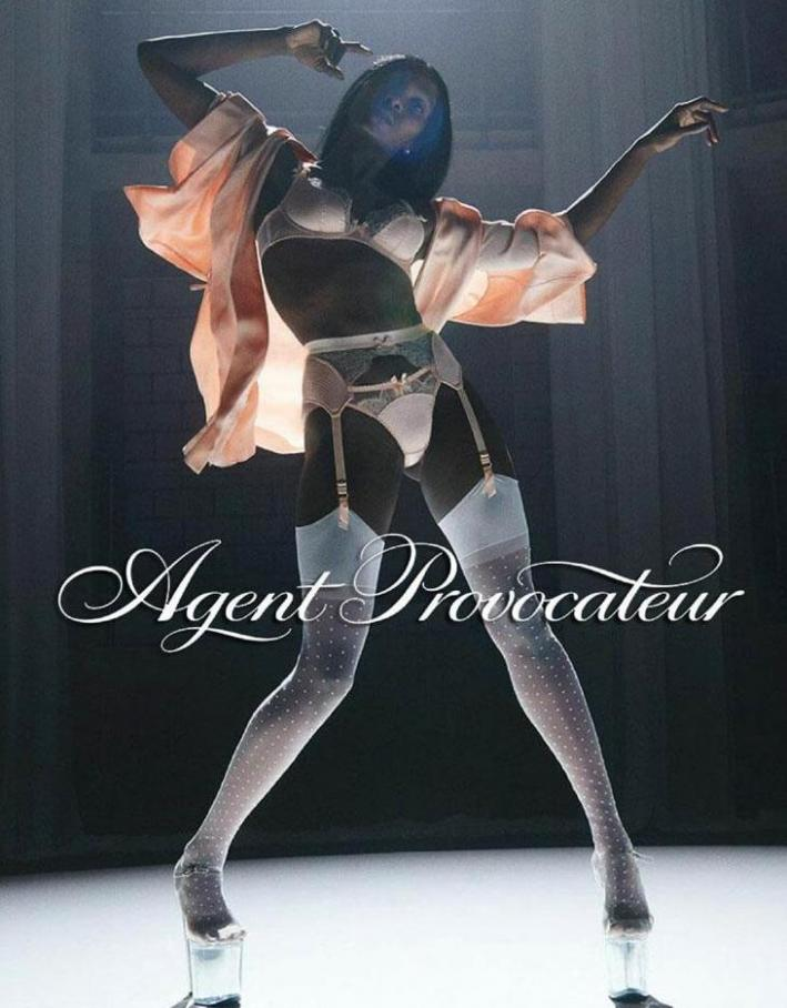 New Nightwear . Agent Provocateur (2020-01-25-2020-01-25)