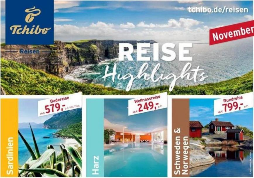 REISE Highlights . Tchibo (2019-12-31-2019-12-31)