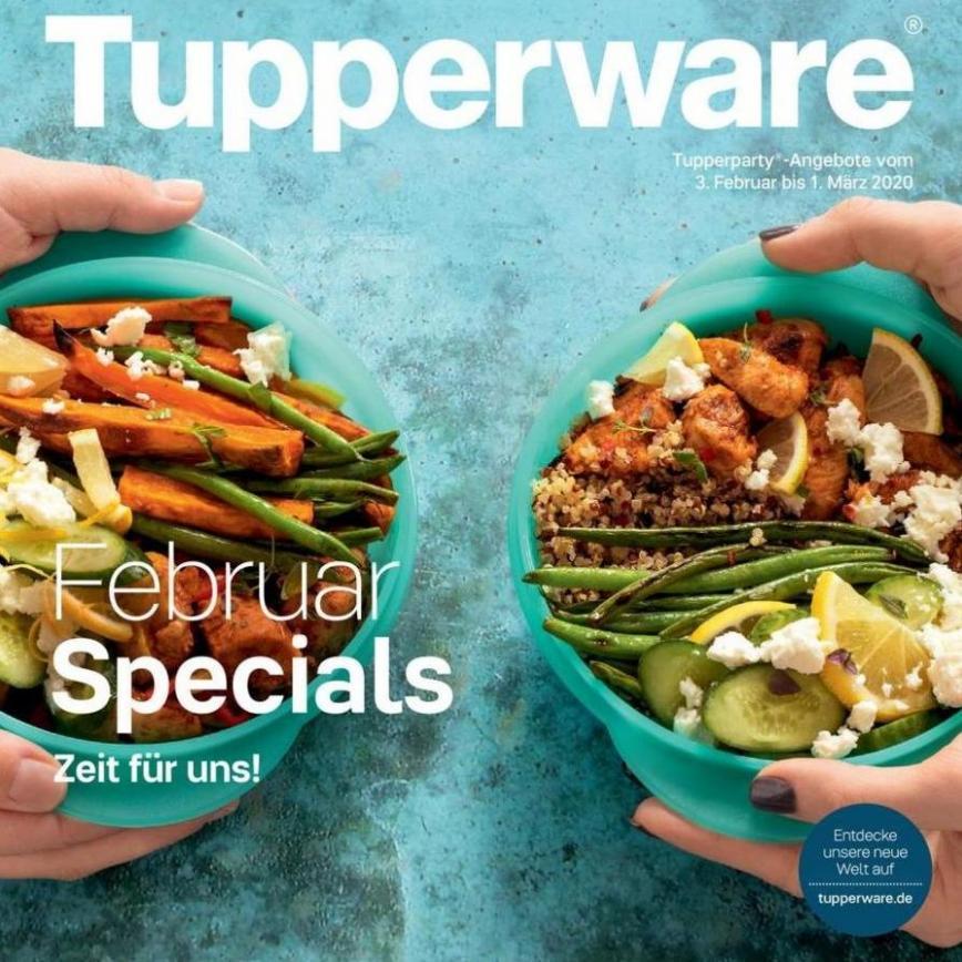 Februar special . Tupperware (2020-03-01-2020-03-01)