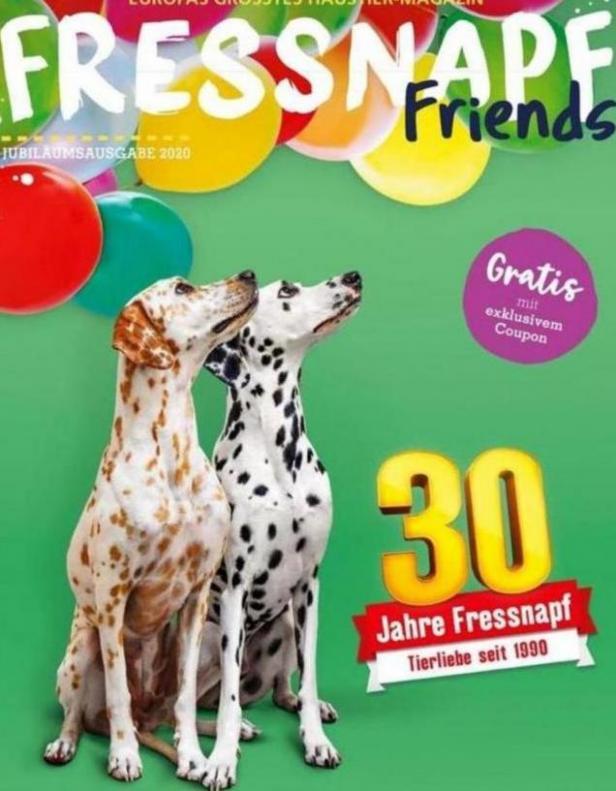 Fressnapf_Friends_Januar_2020 . Fressnapf (2020-01-31-2020-01-31)