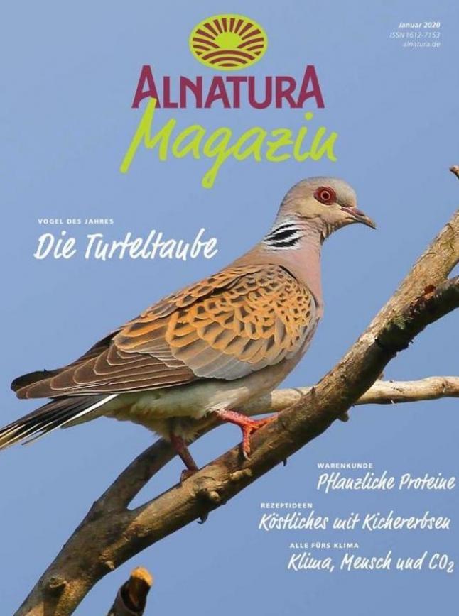 Alnatura Magazin Januar 2020 . Alnatura (2020-01-31-2020-01-31)