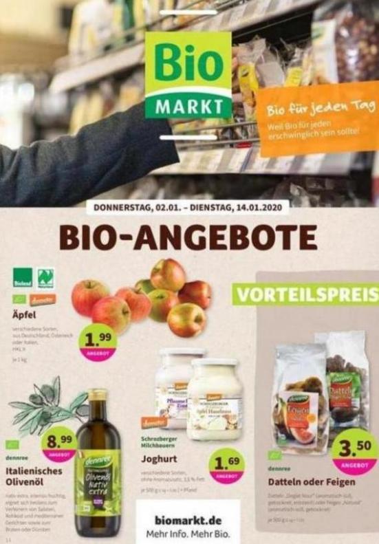 Bio-Angebote . BioMarkt (2020-01-14-2020-01-14)