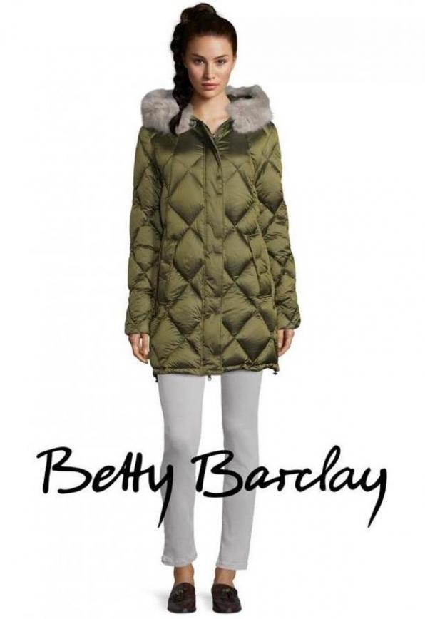 Lookbook Jacken . Betty Barclay (2020-03-02-2020-03-02)