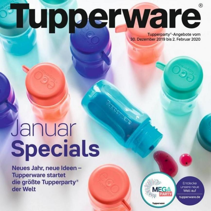 Januar special . Tupperware (2020-01-31-2020-01-31)