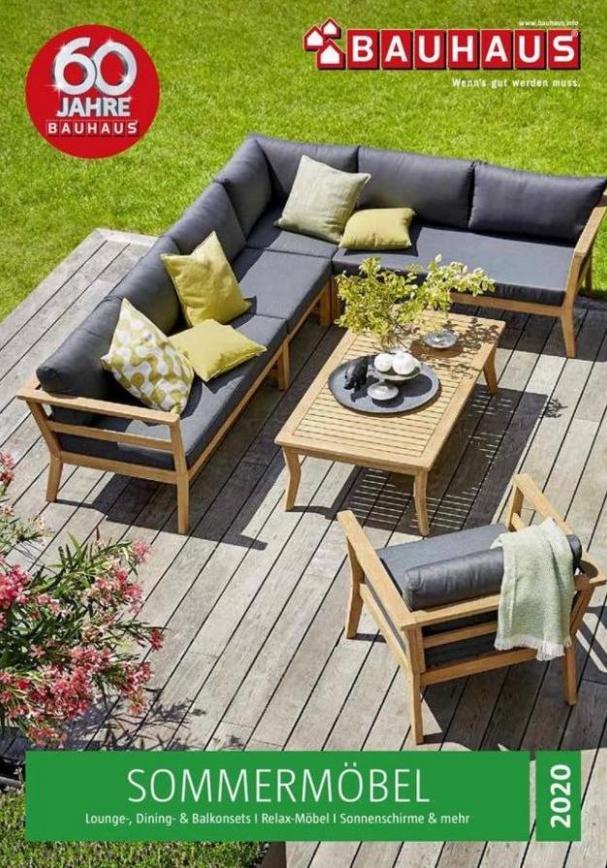 Sommermöbel 2020 . Bauhaus (2020-06-30-2020-06-30)