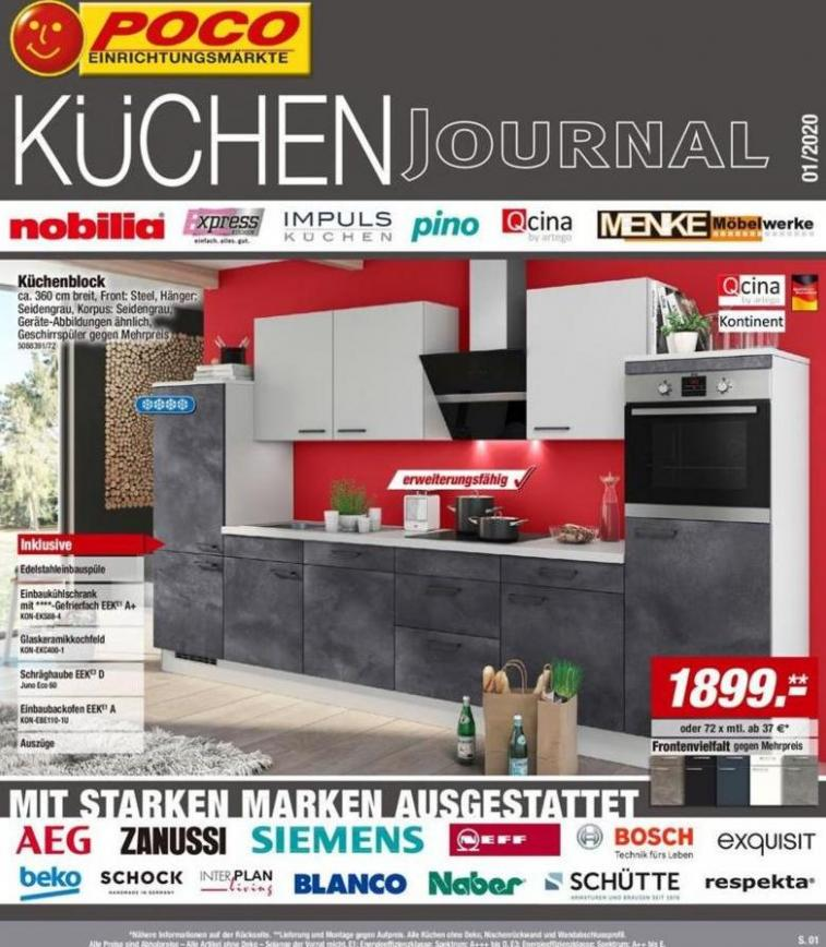 Küchen Journal . Poco (2020-02-02-2020-02-02)