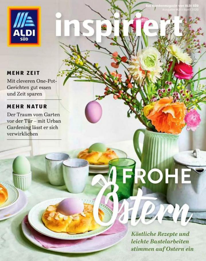 inspiriert . Aldi Süd (2020-04-30-2020-04-30)