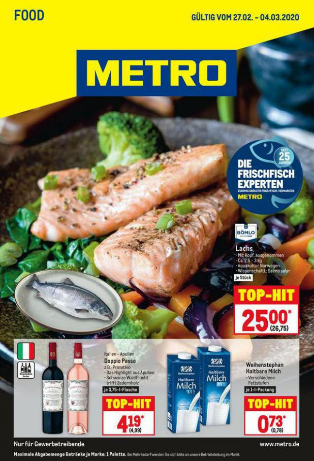 Food . Metro (2020-03-04-2020-03-04)