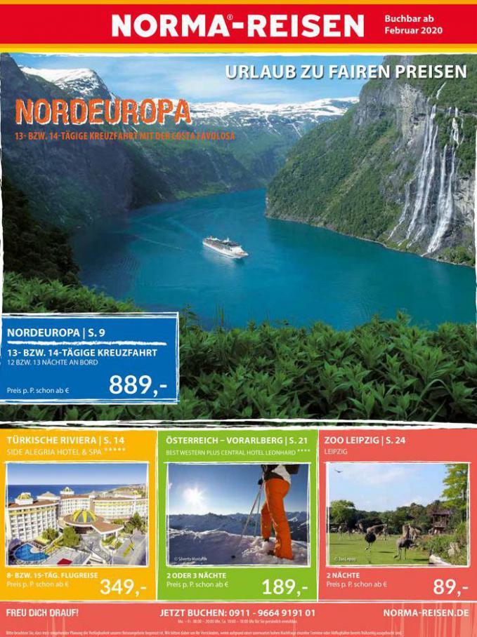 Angebote Norma . Norma (2020-02-29-2020-02-29)