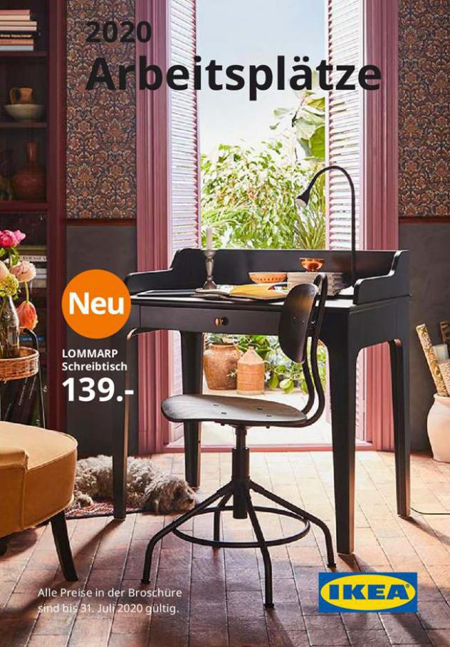 2020 Arbeitsplätze . IKEA (2020-07-31-2020-07-31)