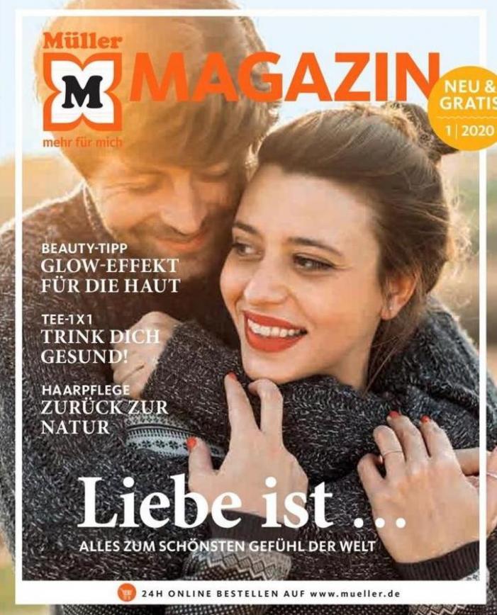 Magazin . Müller (2020-02-29-2020-02-29)