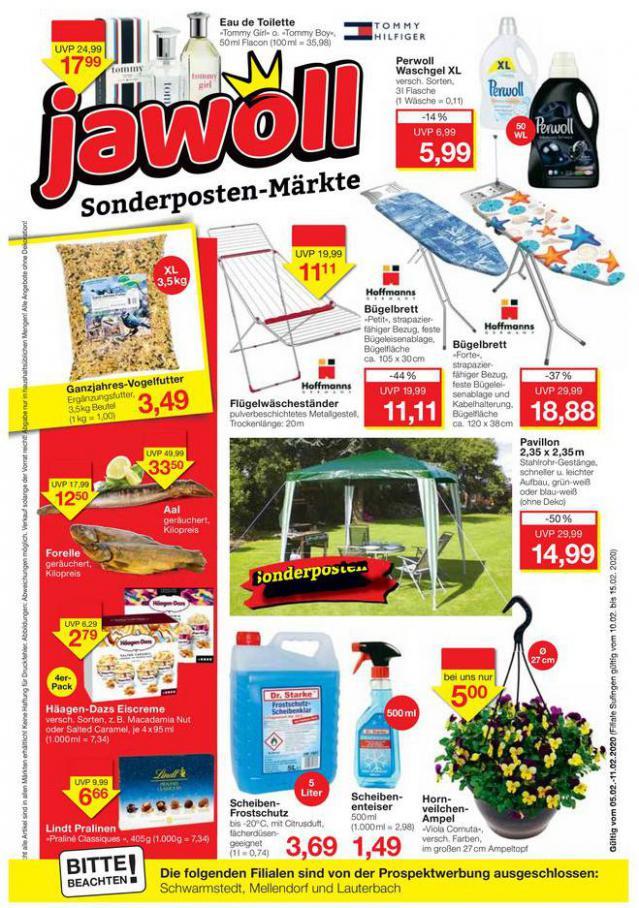 Angebote der woche . Jawoll (2020-02-15-2020-02-15)