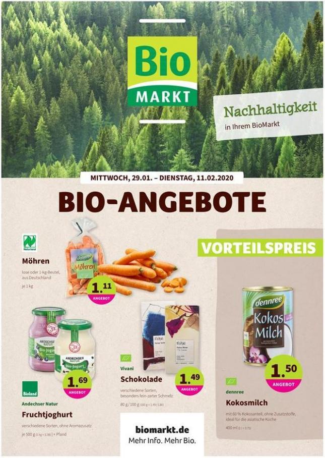 Bio-Angebote . BioMarkt (2020-02-11-2020-02-11)