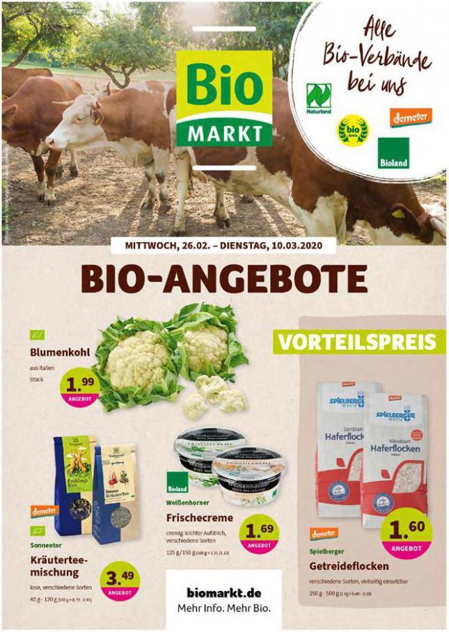 Bio-Angebote . BioMarkt (2020-03-10-2020-03-10)
