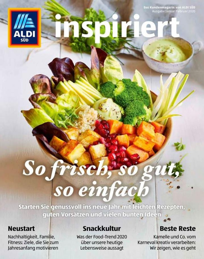 inspiriert . Aldi Süd (2020-02-29-2020-02-29)