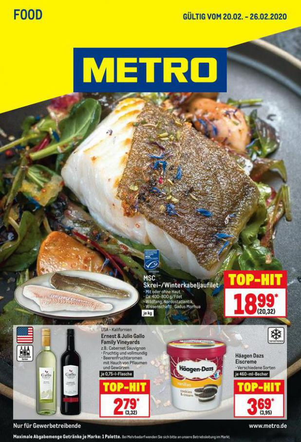 Food . Metro (2020-02-26-2020-02-26)