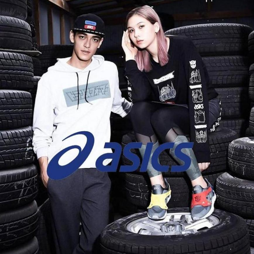 New Collection . Asics (2020-03-20-2020-03-20)