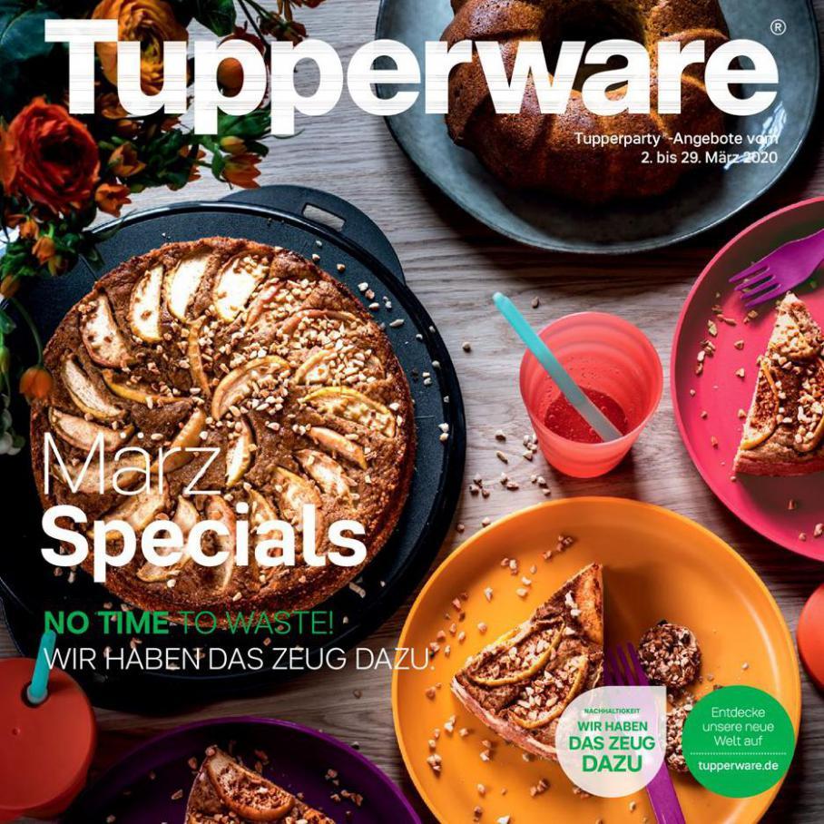 Marz Special  . Tupperware (2020-03-29-2020-03-29)