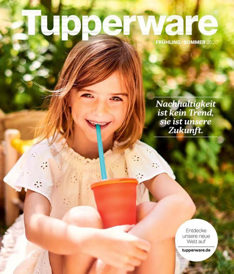 Frühling Sommer 2020 . Tupperware (2020-08-31-2020-08-31)