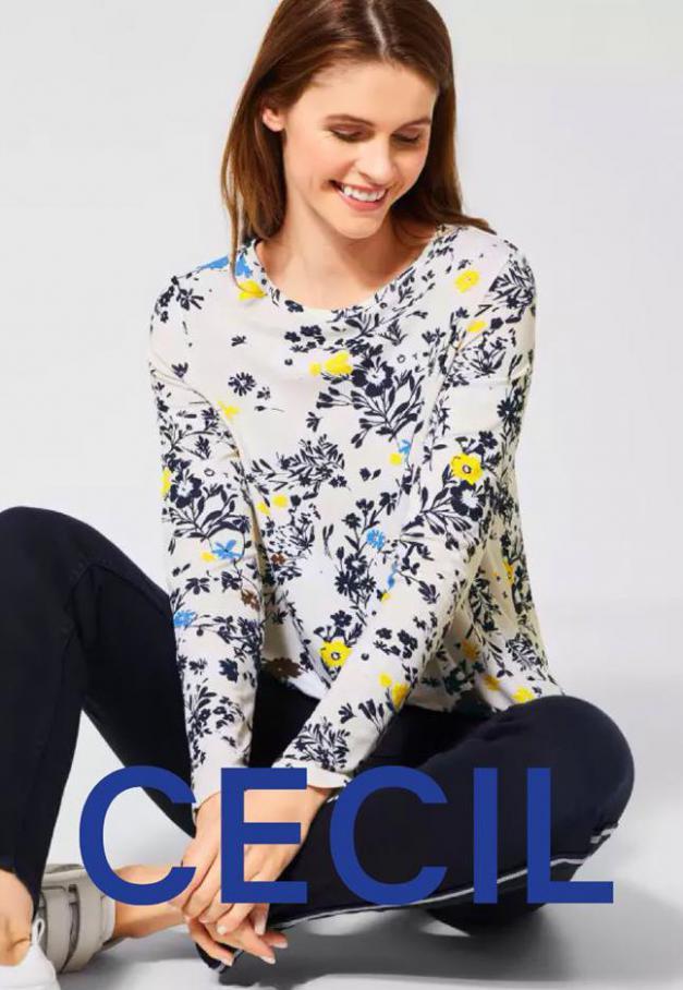It blooms . Cecil (2020-04-20-2020-04-20)