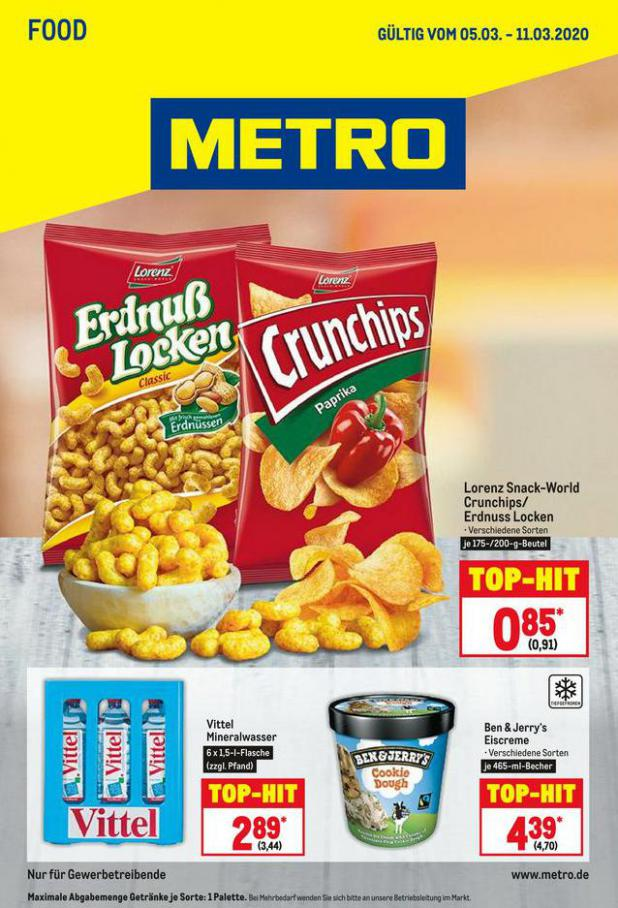 Food . Metro (2020-03-11-2020-03-11)