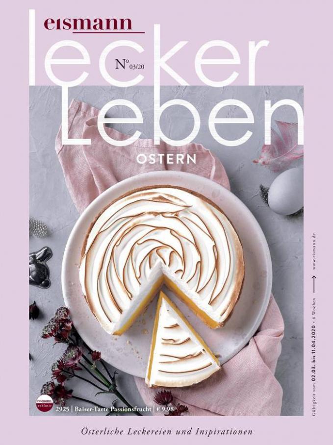 Eismann Lecker Leben . Eismann (2020-04-11-2020-04-11)