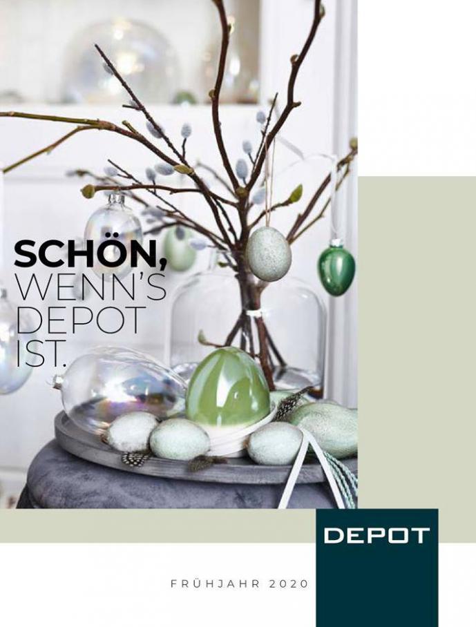 Frühjahr 2020 . Depot (2020-06-20-2020-06-20)