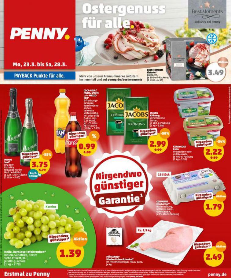 Penny flugblatt . Penny (2020-03-28-2020-03-28)