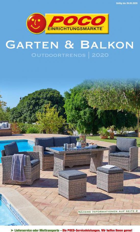Garten & Balkon . Poco (2020-05-29-2020-05-29)