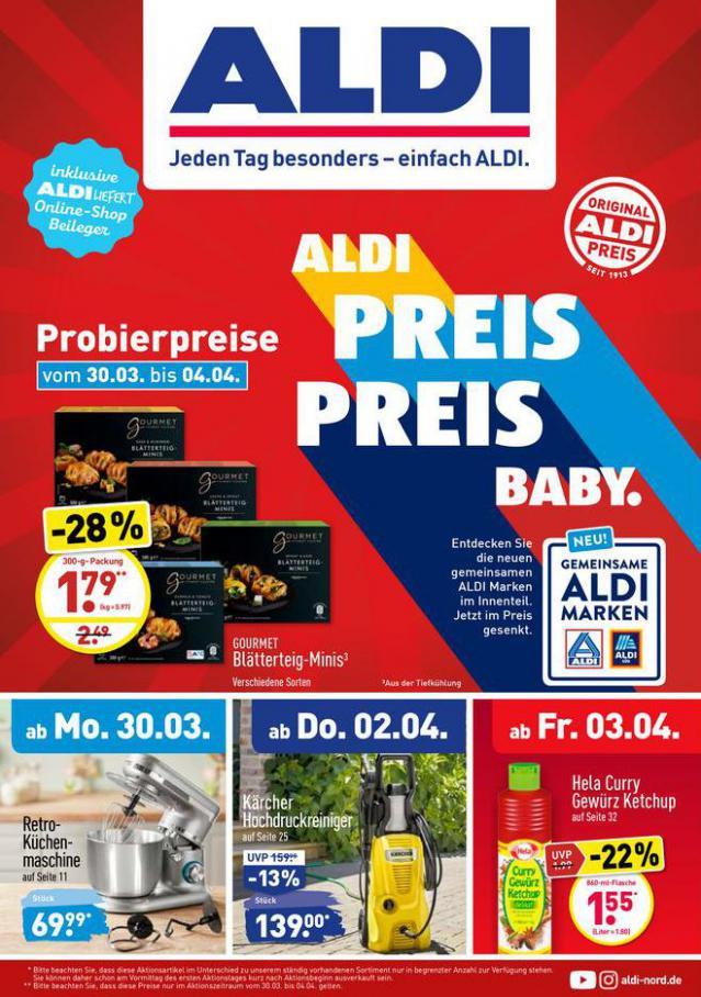 ALDI Vorschau . Aldi Nord (2020-04-04-2020-04-04)
