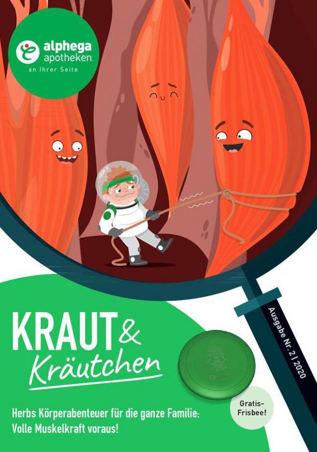 Kraut & Kräutchen . Alphega Apotheken (2020-03-31-2020-03-31)