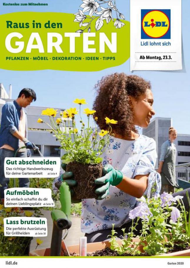 Raus in den Garten . Lidl (2020-04-26-2020-04-26)