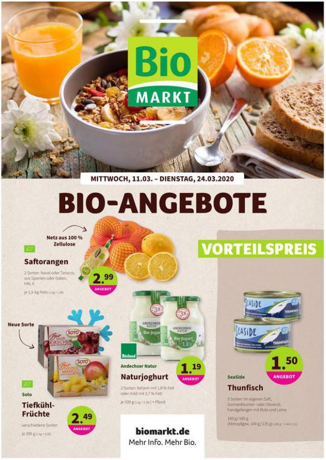 Bio-Angebote . BioMarkt (2020-03-24-2020-03-24)