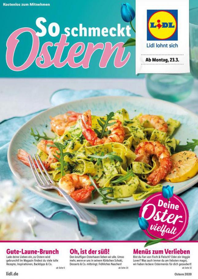 So schmeckt Ostern . Lidl (2020-03-28-2020-03-28)
