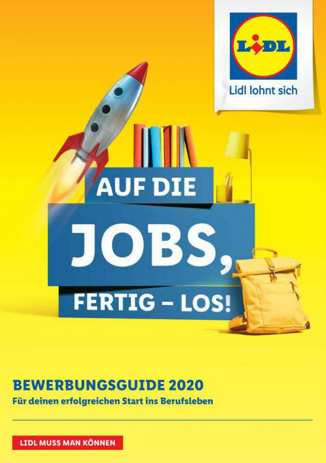 Bewerberguide für Schüler . Lidl (2020-05-31-2020-05-31)