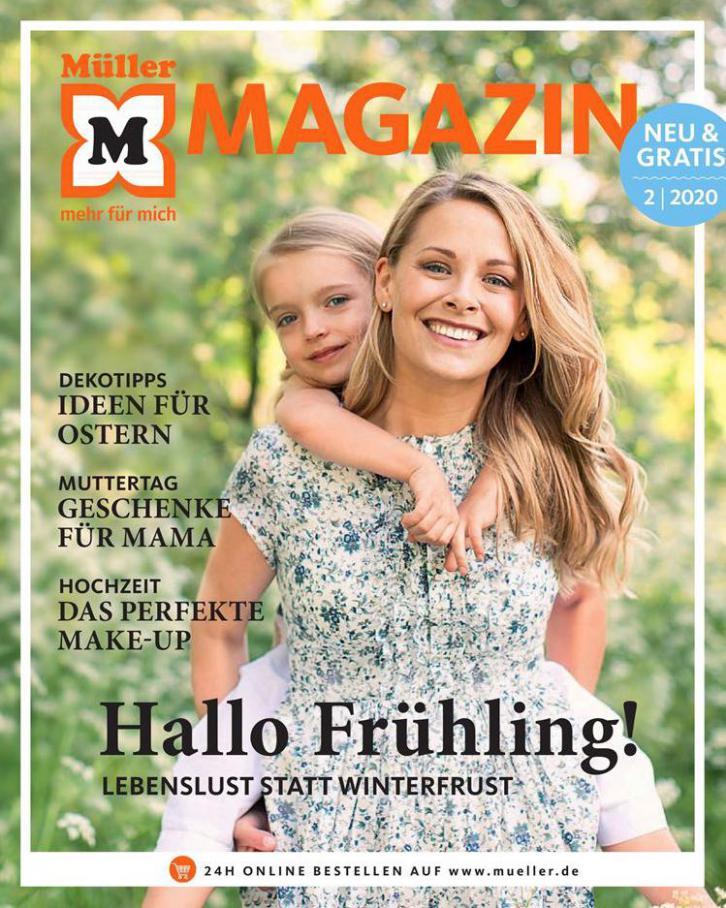 Magazin . Müller (2020-05-31-2020-05-31)