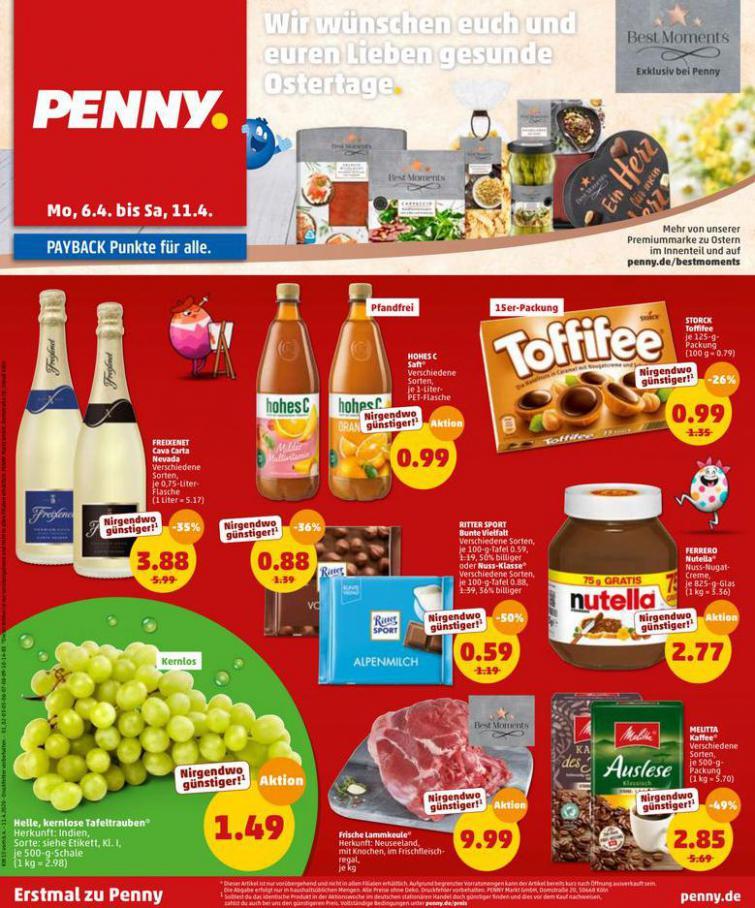 Penny flugblatt . Penny (2020-04-11-2020-04-11)
