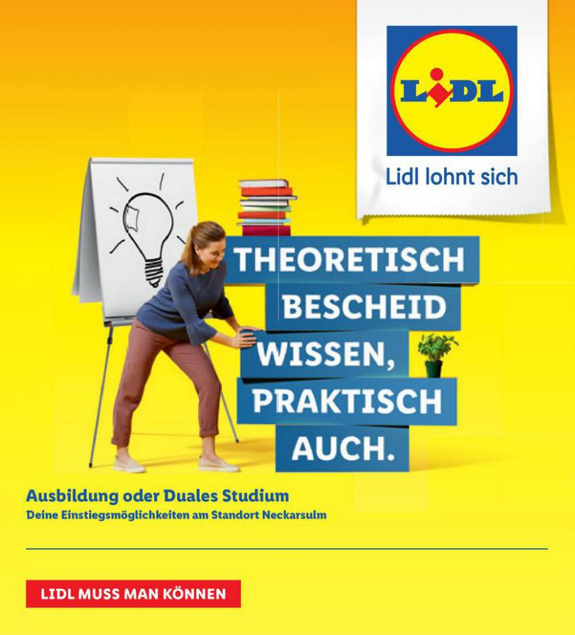 Lidl flugblatt . Lidl (2020-05-31-2020-05-31)