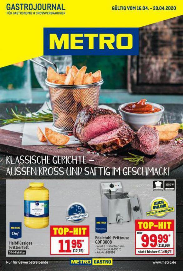 GastroJournal . Metro (2020-04-29-2020-04-29)