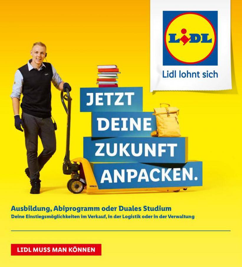 Broschüre für Schüler . Lidl (2020-05-31-2020-05-31)