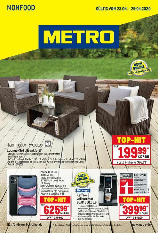 NonFood . Metro (2020-04-29-2020-04-29)