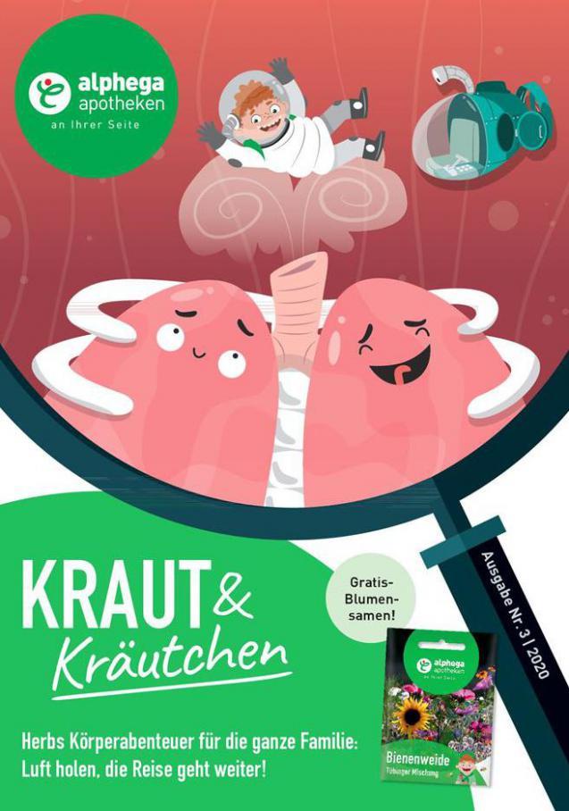 KRAUT & Kräutchen . Alphega Apotheken (2020-04-30-2020-04-30)