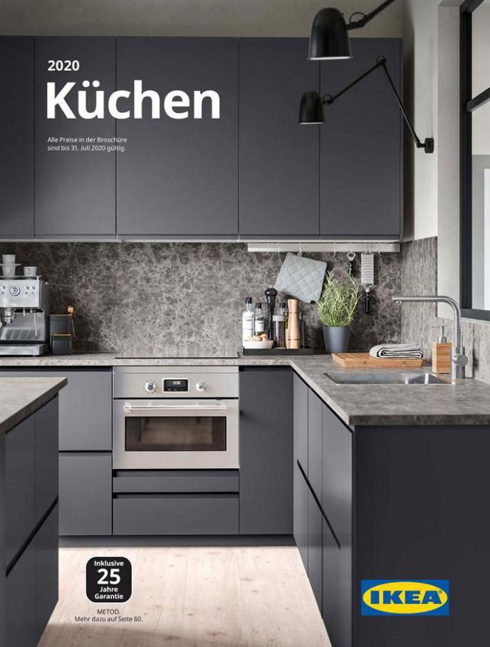 Küchen . IKEA (2020-07-31-2020-07-31)
