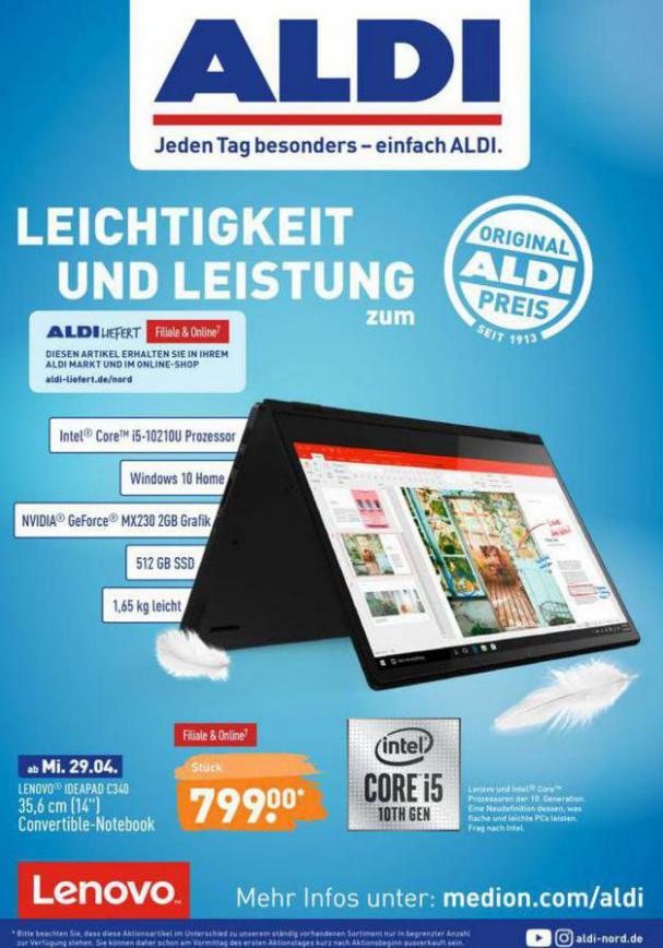 ALDI Multimedia . Aldi Nord (2020-05-05-2020-05-05)