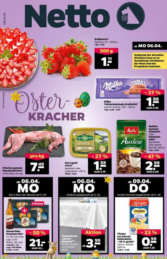 Oster Kracher . Netto (2020-04-11-2020-04-11)