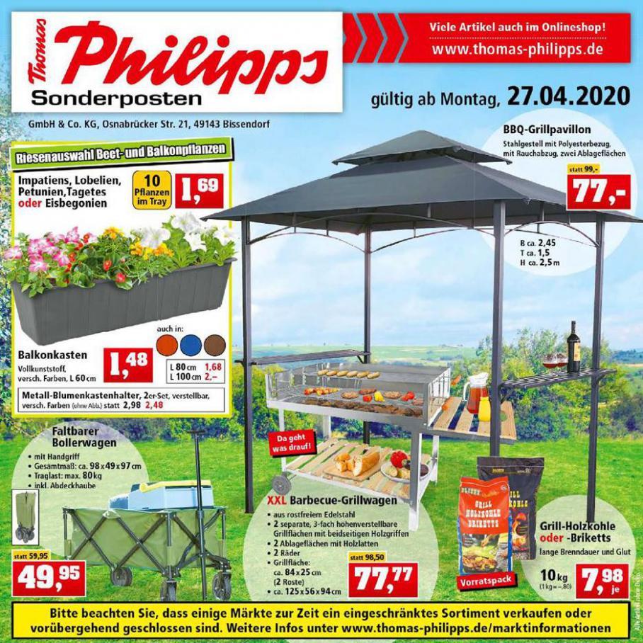 Angebote der Woche . Thomas Philipps (2020-05-02-2020-05-02)