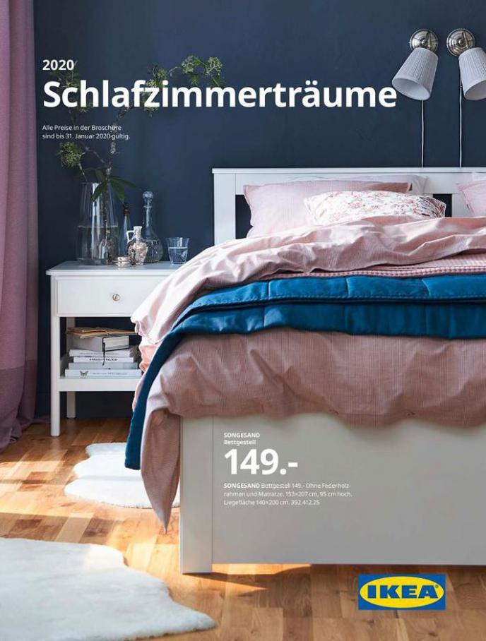 Schlafzimmerträume . IKEA (2020-06-30-2020-06-30)