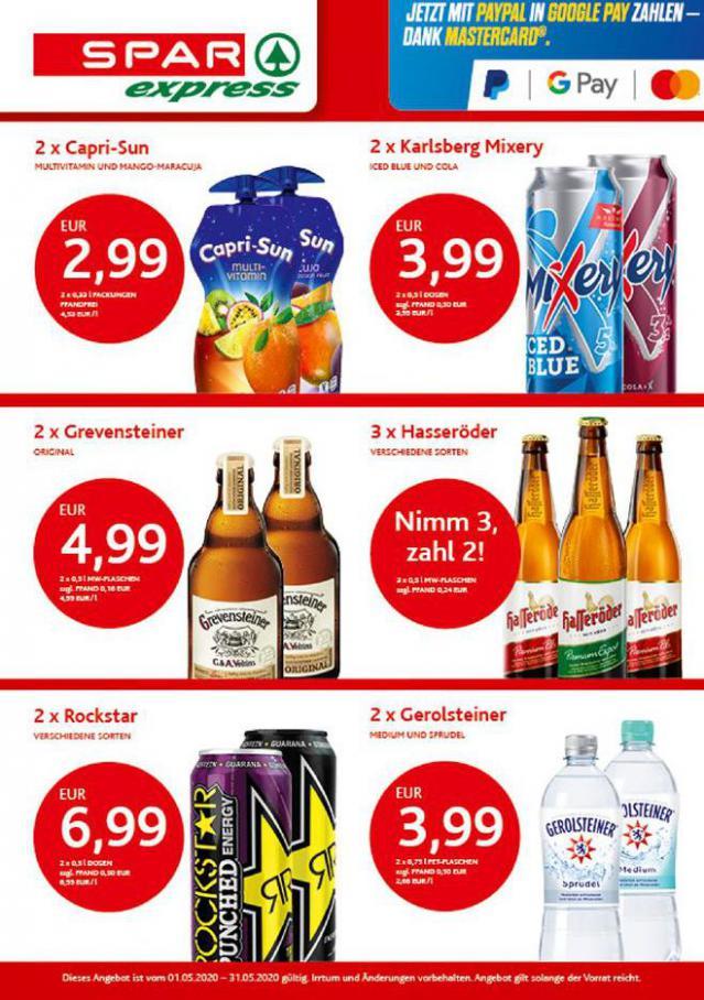 Angebot des Monats . Spar express (2020-05-31-2020-05-31)