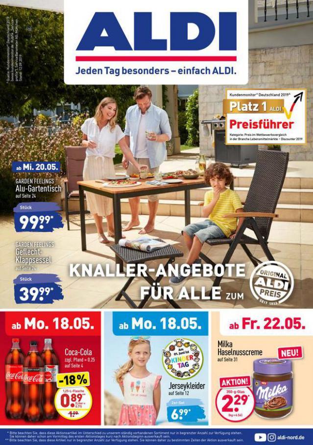 ALDI Vorschau . Aldi Nord (2020-05-23-2020-05-23)